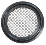 1 1/2^ Stainless screen for E-Zee Cooler