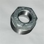1 1/2^ x 1^ galvanized bushing