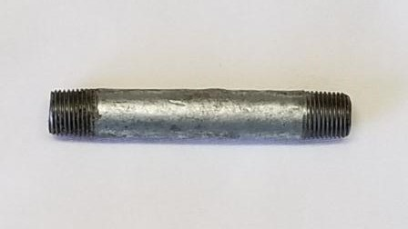 "1 1/2"" x 6"" galvanized nipple"