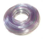 1/4^ twin CLEAR tubing, Glitex