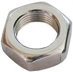 3/4^ x 16 stainless hex jam nut