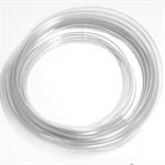 3/8^ clear hose for vacuum drain valve