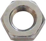 7/16^ x 20 stainless hex jam nut