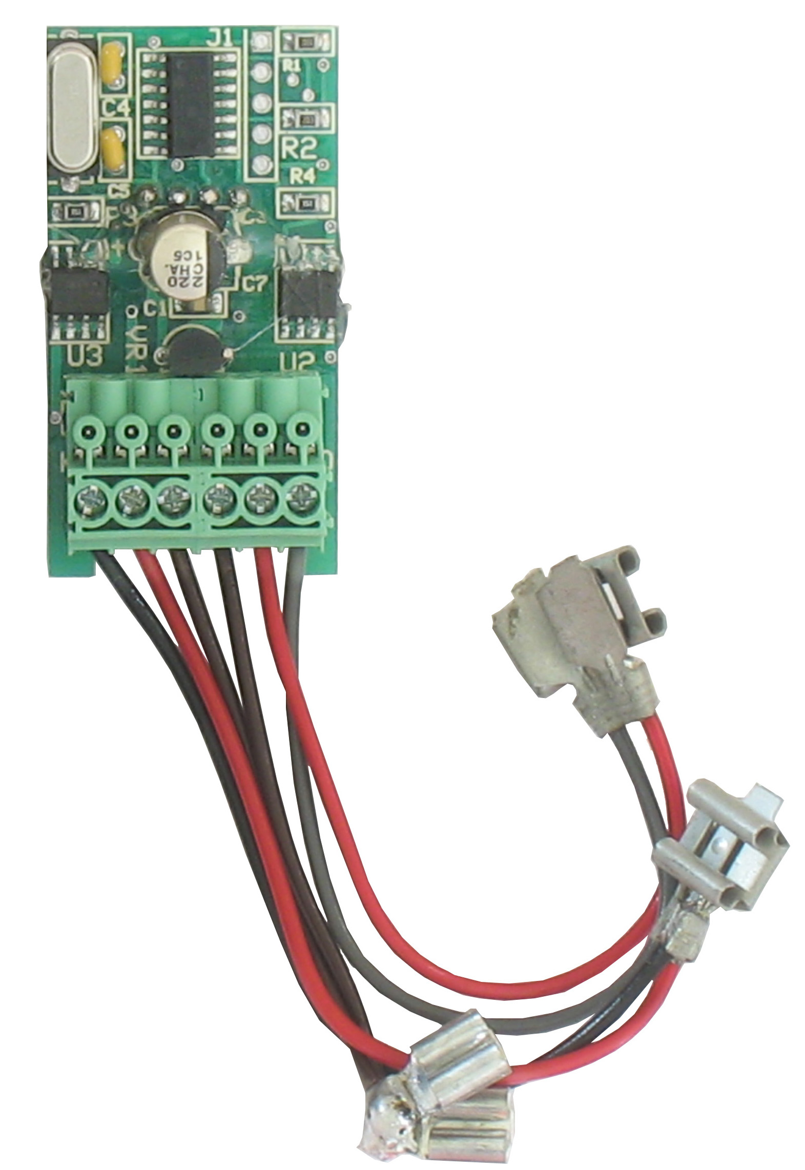 Reconditioned 60/40 circuit board & wiring harness