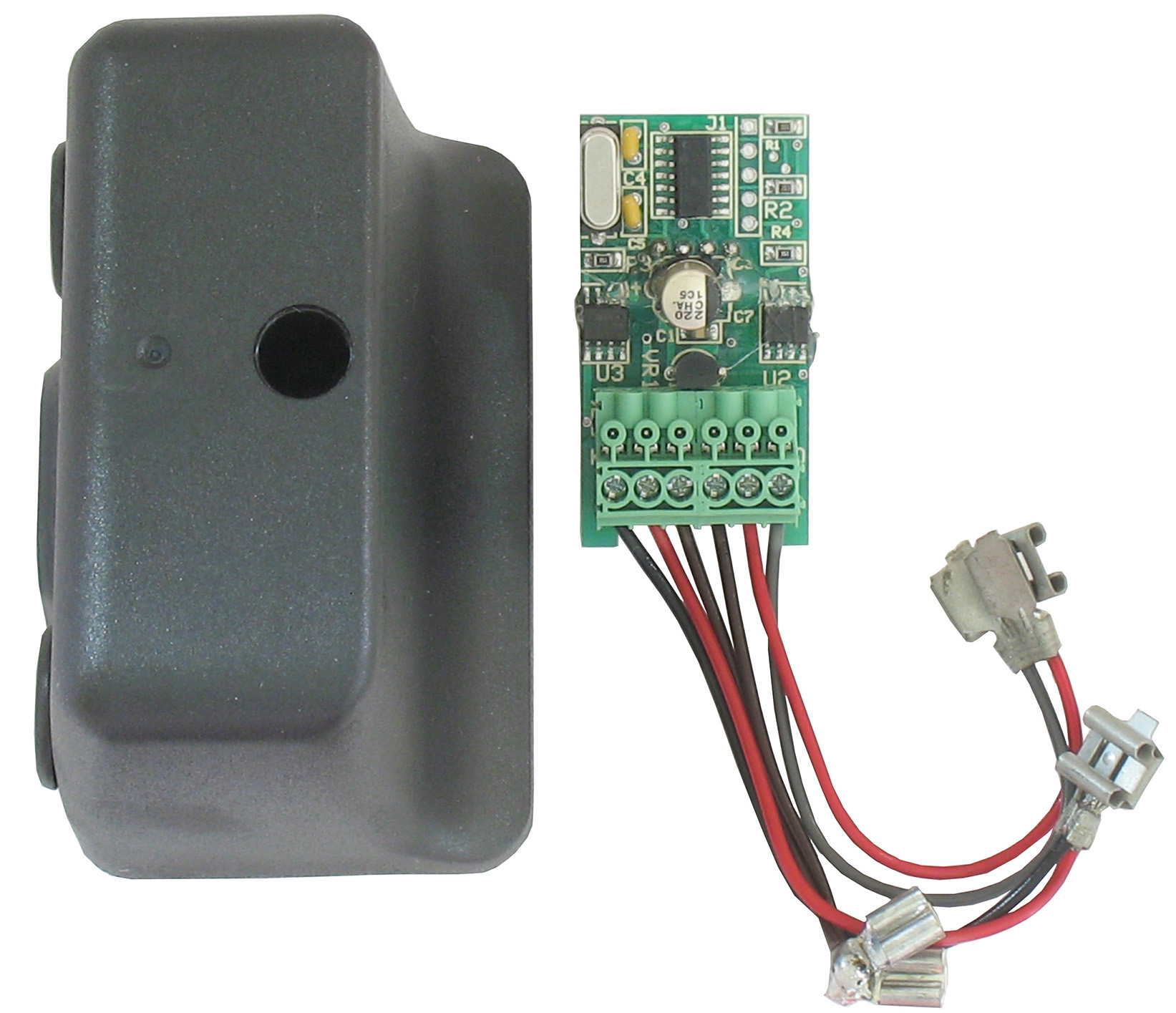 Reconditioned 70/30 circuit board with cover,12VDC