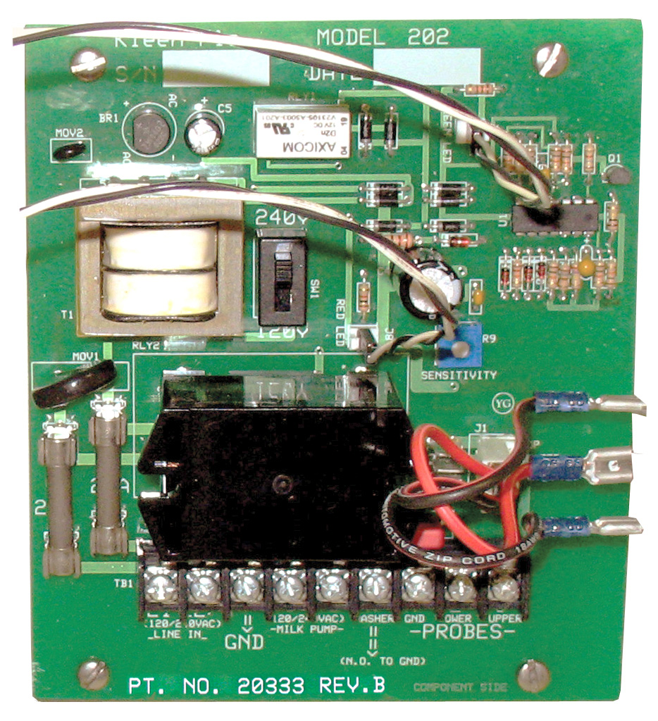 Reconditioned Kleen Flo LLC board only for DL