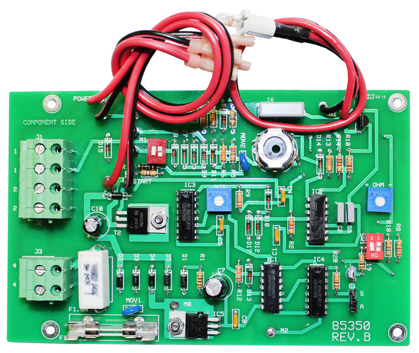 Reconditioned circuit board for Kleen Flo takeoff
