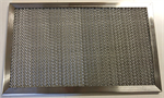 Screen for pre filter, stainless, 11.5^  X 18^