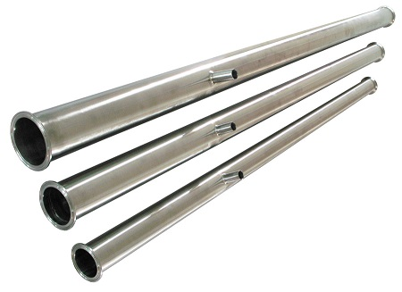 "Stainless steel tubing,5/8"" ID - 3/4"" OD"